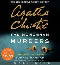 The Monogram Murders Low Price CD: The New Hercule Poirot Mystery
