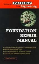 Foundation Repair Manual