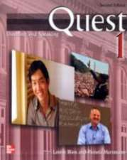 Quest: Listening and Speaking in the Academic World Book 1