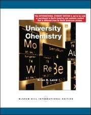 University Chemistry (Int'l Ed)