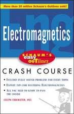 Schaum's Easy Outline of Electromagnetics
