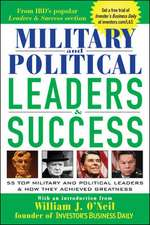 Military and Political Leaders & Success