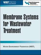 Membrane Systems for Wastewater Treatment