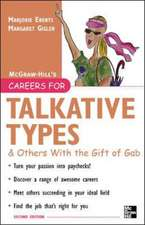 Careers for Talkative Types & Others With the Gift of Gab, 2nd ed.