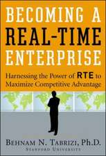 Becoming a Real-Time Enterprise