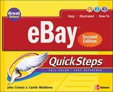 eBay® QuickSteps, Second Edition