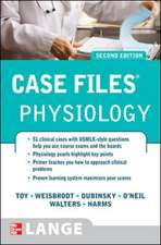 Case Files Physiology, Second Edition