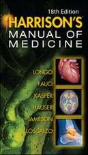 Harrison's Manual of Medicine 18th Edition