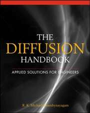 The Diffusion Handbook: Applied Solutions for Engineers