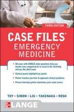 Case Files Emergency Medicine, Third Edition