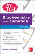 Biochemistry and Genetics Pretest Self-Assessment and Review 5/E