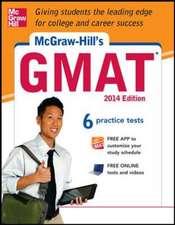 McGraw-Hill's GMAT, 2014 Edition