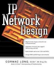 IP Network Design