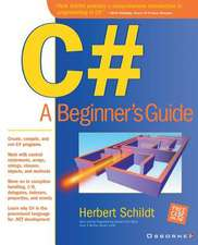 C#: A Beginners Guide