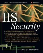IIS Security