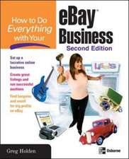 How to Do Everything with Your eBay Business, Second Edition