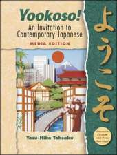 Yookoso! An Invitation to Contemporary Japanese Media Edition prepack with Student CD-ROM