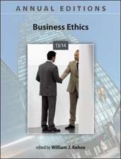 Annual Editions: Business Ethics 13/14