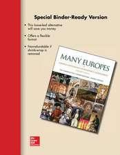 Many Europes, Volume I:  To 1715