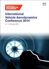 The International Vehicle Aerodynamics Conference