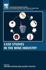Case Studies in the Wine Industry