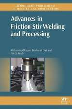 Advances in Friction-Stir Welding and Processing