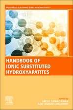 Handbook of Ionic Substituted Hydroxyapatites