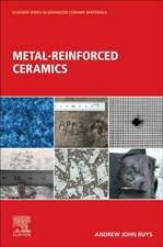 Metal-Reinforced Ceramics