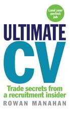 Ultimate CV