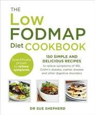 Shepherd, D: The Low-FODMAP Diet Cookbook