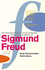 The Complete Psycholgical Works of Sigmund Freud