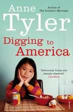 Tyler, A: Digging to America