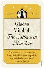 Mitchell, G: The Saltmarsh Murders