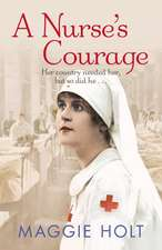 A Nurse's Courage:  My Life in and Out of the Model Agency