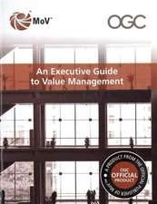 An executive guide to value management [PDF]
