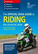 The official DVSA guide to riding