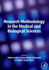 Research Methodology in the Medical and Biological Sciences
