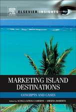 Marketing Island Destinations:  Concepts and Cases