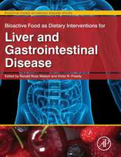 Bioactive Food as Dietary Interventions for Liver and Gastrointestinal Disease: Bioactive Foods in Chronic Disease States