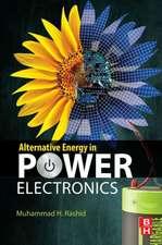Alternative Energy in Power Electronics