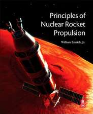 Principles of Nuclear Rocket Propulsion