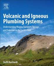 Volcanic and Igneous Plumbing Systems: Understanding Magma Transport, Storage, and Evolution in the Earth's Crust