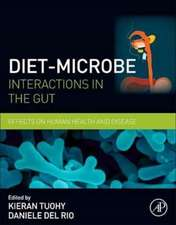 Diet-Microbe Interactions in the Gut: Effects on Human Health and Disease
