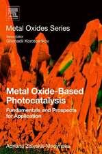 Metal Oxide-Based Photocatalysis