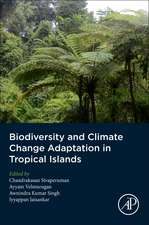 Biodiversity and Climate Change Adaptation in Tropical Islands