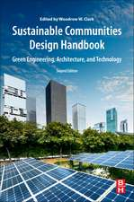 Sustainable Cities and Communities Design Handbook: Green Engineering, Architecture, and Technology
