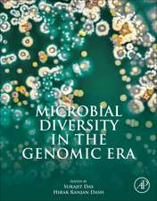 Microbial Diversity in the Genomic Era