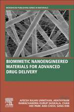 Biomimetic Nanoengineered Materials for Advanced Drug Delivery