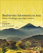 Biodiversity Informatics in Asia: Status, Challenges, and Opportunities