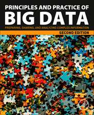 Principles and Practice of Big Data